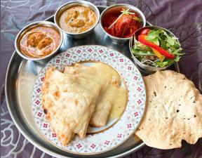 インド料理ビスヌ 百年公園店の画像