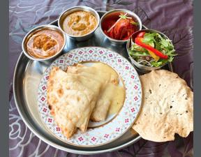 インド料理ビスヌ エマックス久留米店の画像
